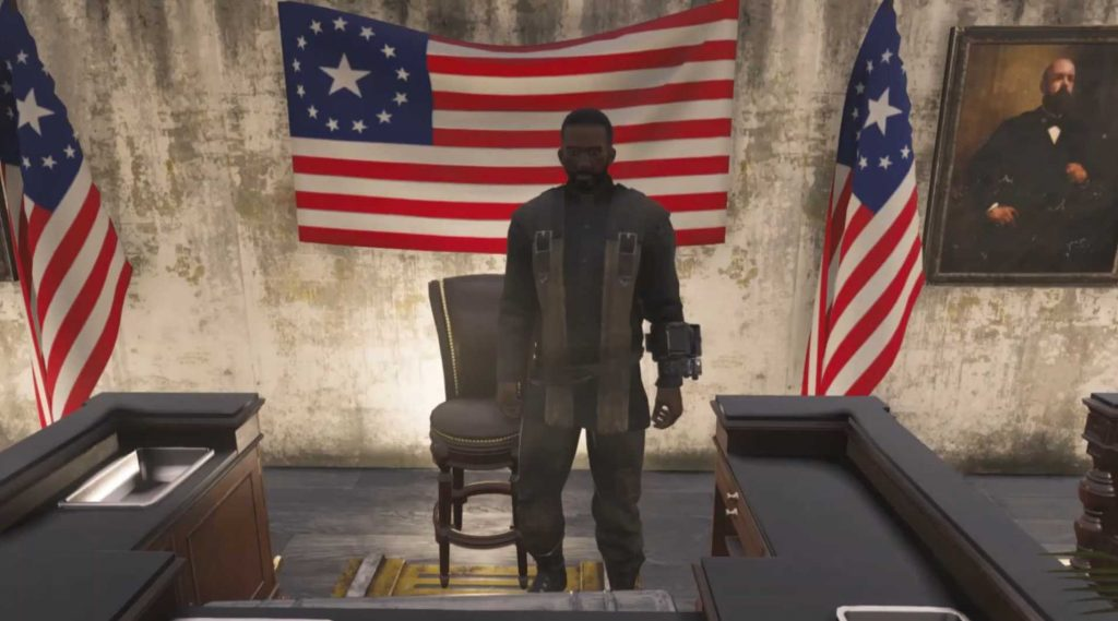 Fallout 76 Richter Five 0