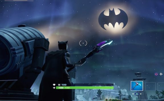Fortnite Batman-Event Titel
