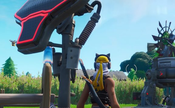Fortnite Fatal Fields Änderung Titel