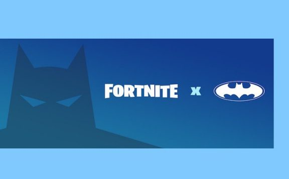 Fortnite X Batman Titel