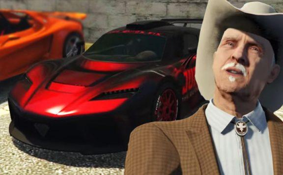 GTA 5 Online Krieger Titel