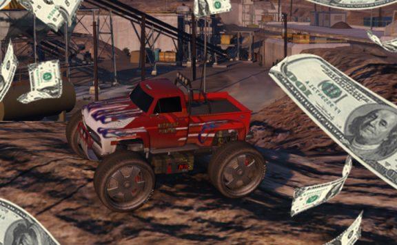 GTA Online Geld Quartz Titel