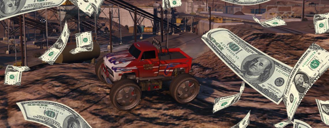 GTA Online: Holt euch jetzt schnell 101.000 Dollar bei diesem Zeitrennen