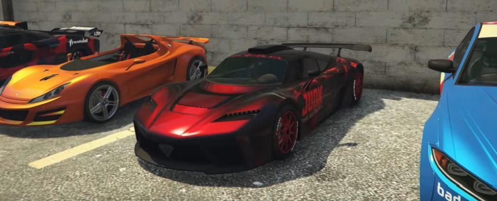 GTA Online Krieger