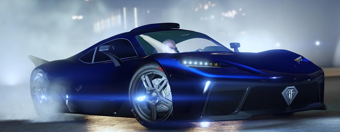 Schnellstes Auto Gta 5
