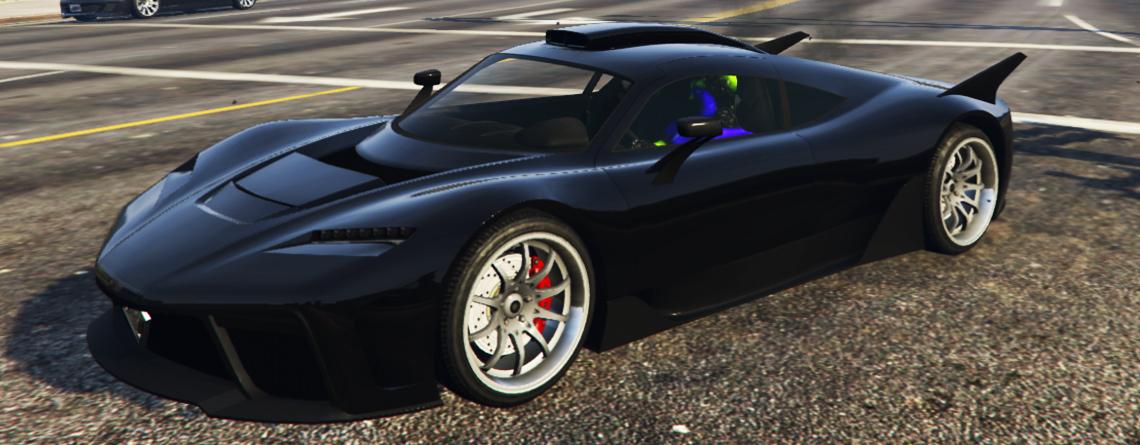 GTA Online hat ein neues, teuerstes Auto – Wie schnell ist es?