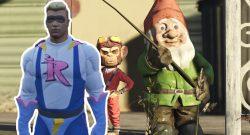 GTA Online Spielfiguren Impotent Titel