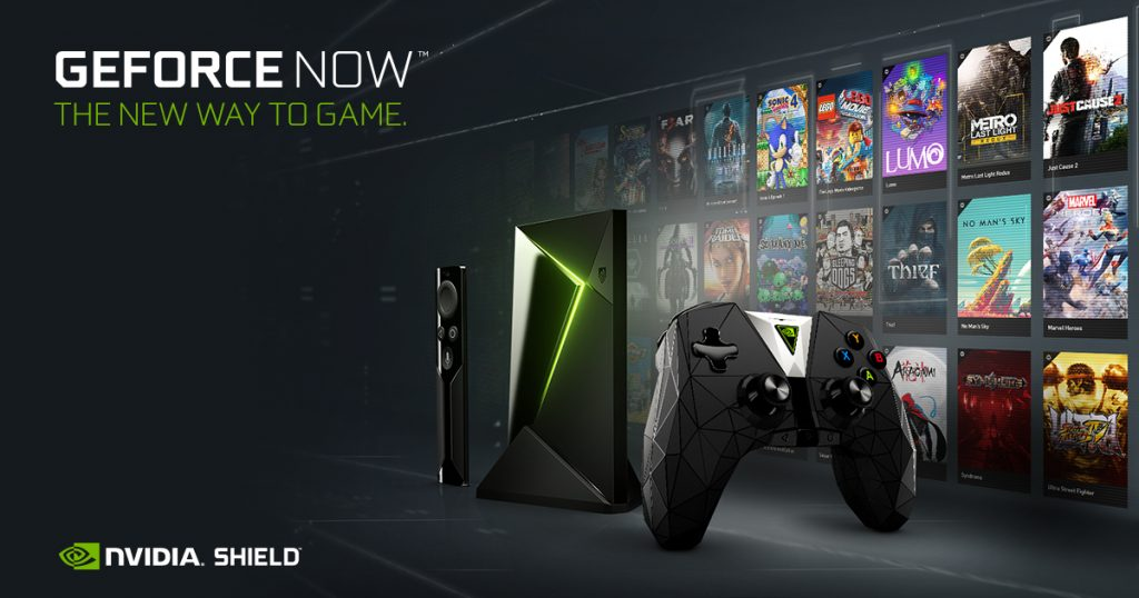 GeForce Now - Game Streaming von Nvidia
