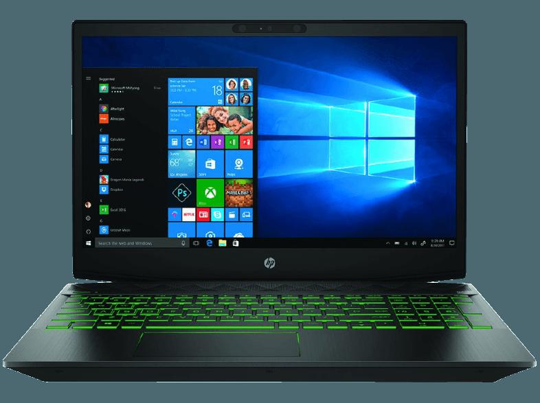 HP 15-cx0323ng Gaming-Laptop