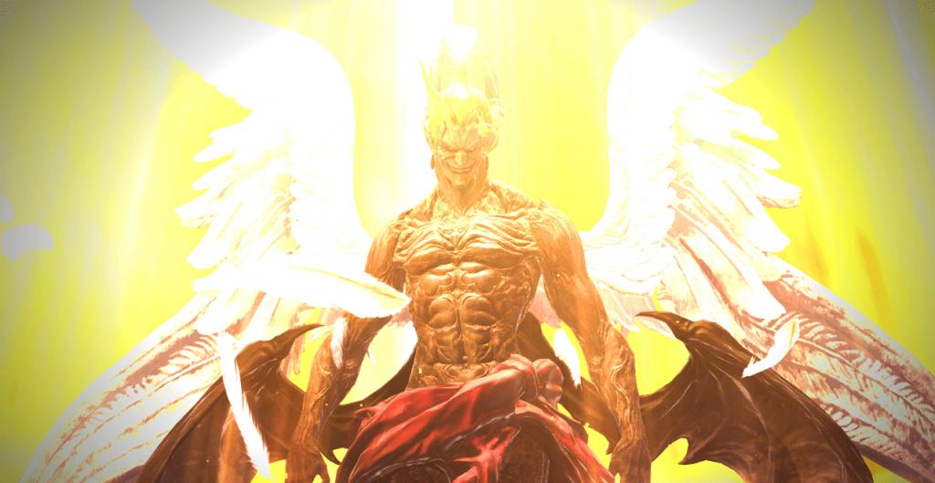 Final Fantasy xiv god kefka