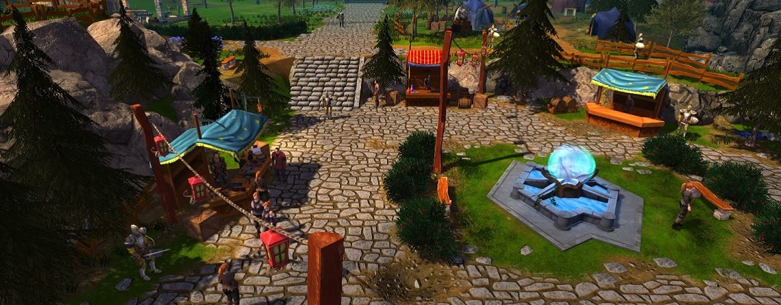 Legends of Aria – So geht es dem MMOPRG 1 Monat nach Steam-Release