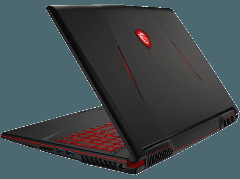 MSI GL63 Gaming-Notebook