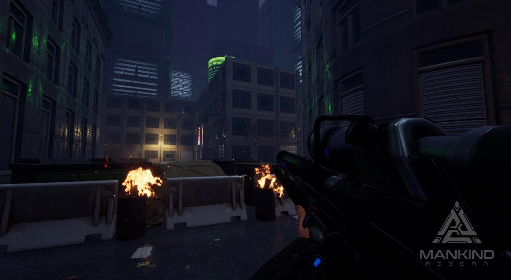 Mankind Reborn Screenshot