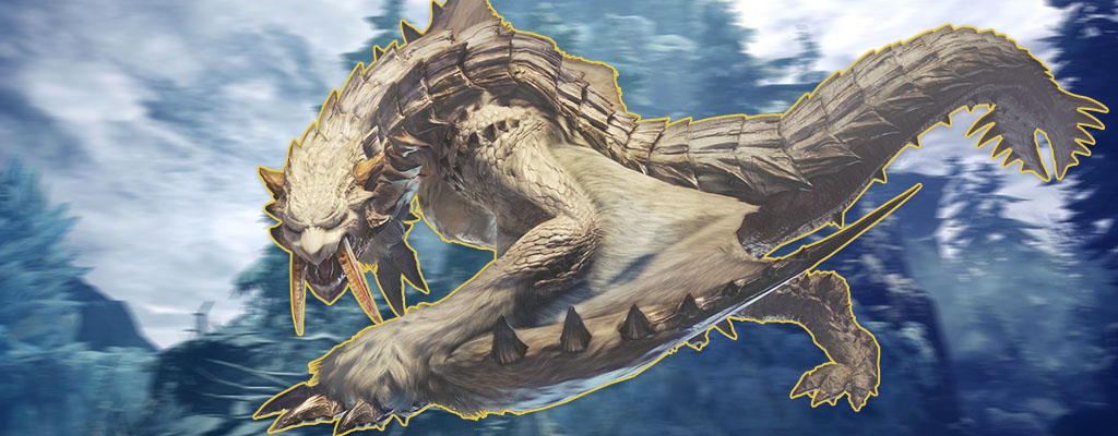 Monster Hunter World: Alle neuen Monster aus Iceborne in der Liste