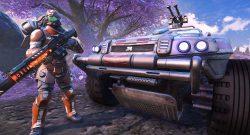 Planetside Arena Dude und Panzer Titel 2