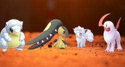 Diese 4 Pokémon tauchen nun überraschend in der Wildnis von Pokémon GO auf