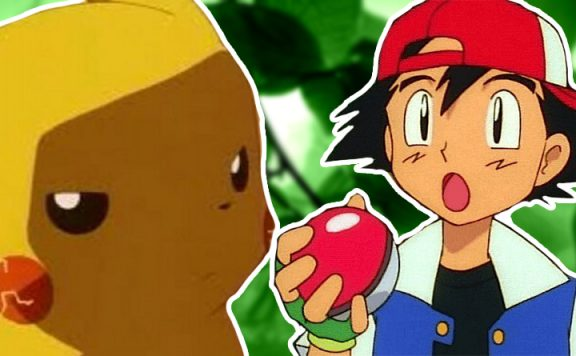 Pokémon GO Pikachu Sauer Ash Titel