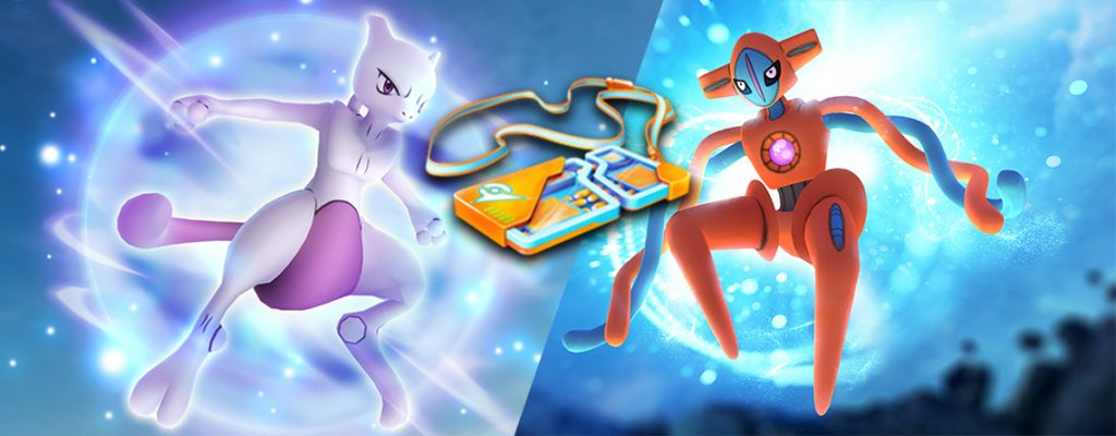 Pokémon GO Raid-Stunde September Titel