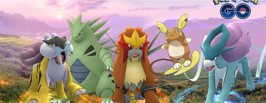 Pokémon GO: Das sind die neuen Raidbosse im September und ihre Konter