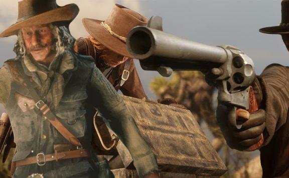 Red Dead Online neue Rollen Titel