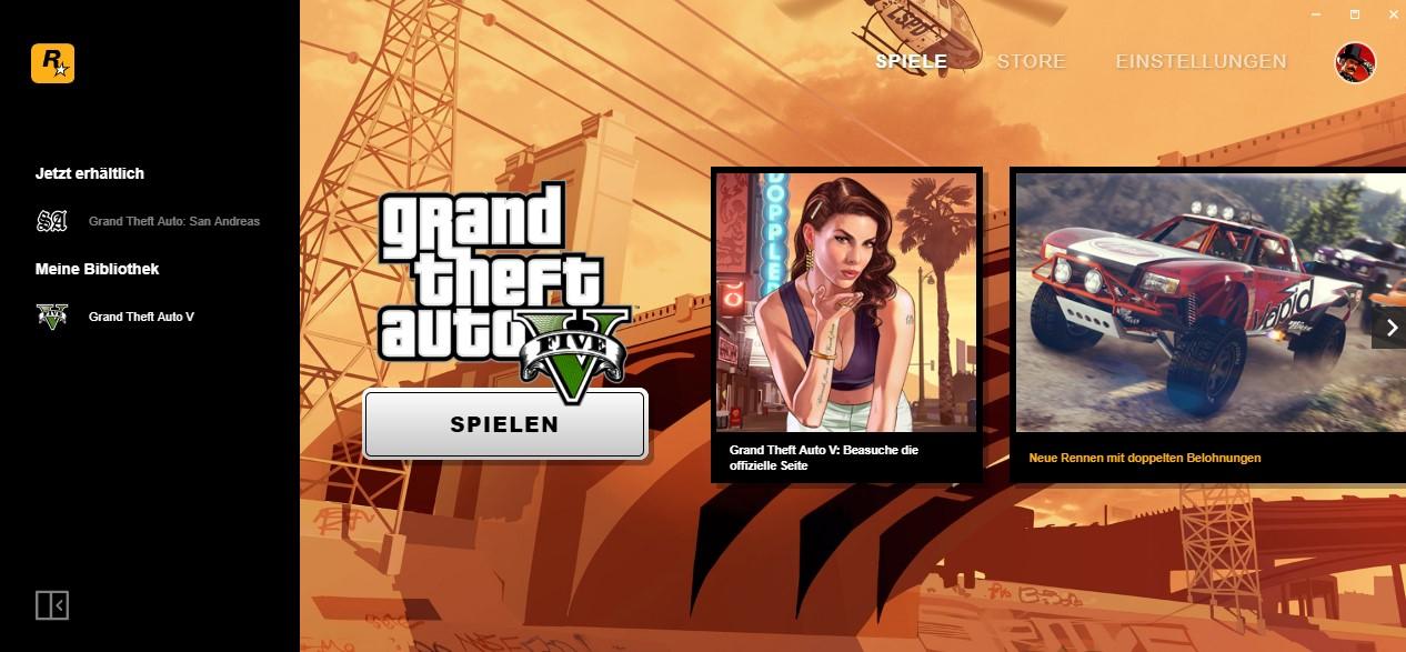 Rockstar bringt, worauf alle gewartet haben … noch einen PC-Launcher