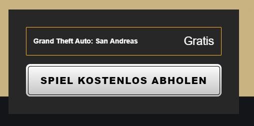 San Andreas gratis