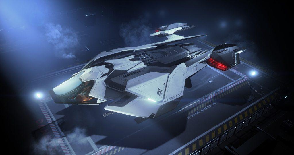 Star Citizen Mantis Screenshot Dock