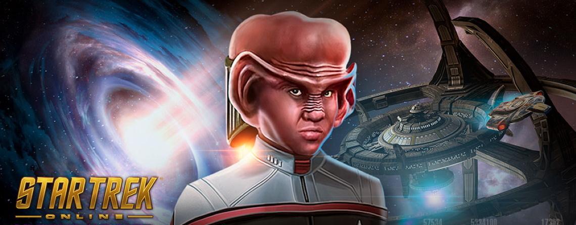 Star Trek Online: Spieler gedenken stimmungsvoll Aaron Eisenberg, dem Nog aus DS9