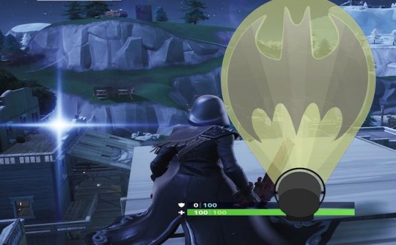 Titelbild Fortnite X Batman