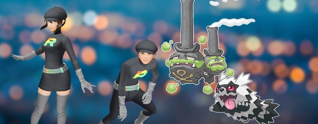 Pokémon GO bringt heute erstmals Galar-Smogmog – Nutzt die Raid-Stunde