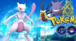 So besiegt ihr Mewtu in Pokémon GO zu viert – Schon mit Level 25