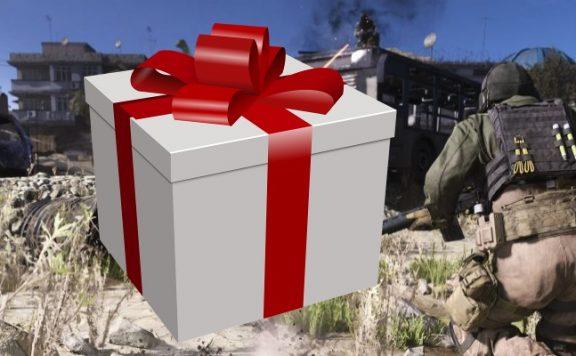 Titelbild Modern Warfare Geschenk