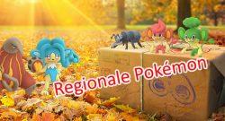 Pokémon GO: Hier findet ihr die 5 regionalen Pokémon der 5. Generation