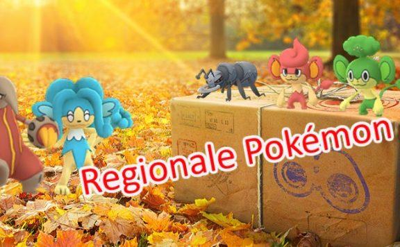 Titelbild regionale Pokemon Gen 5