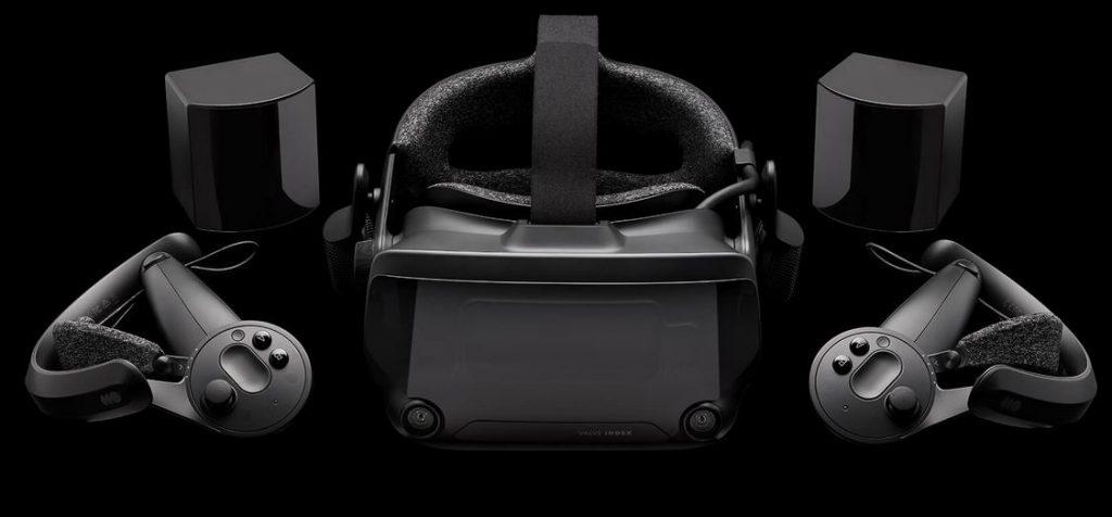 Valve Index VR Headset
