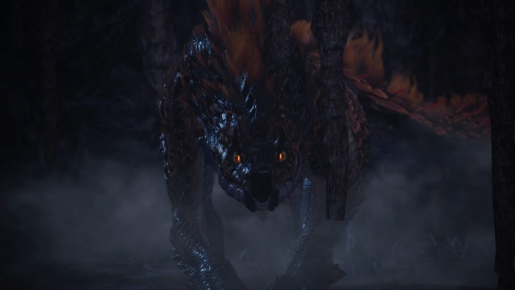 Monster Hunter World Iceborne Viper-Tobi-Kadachi