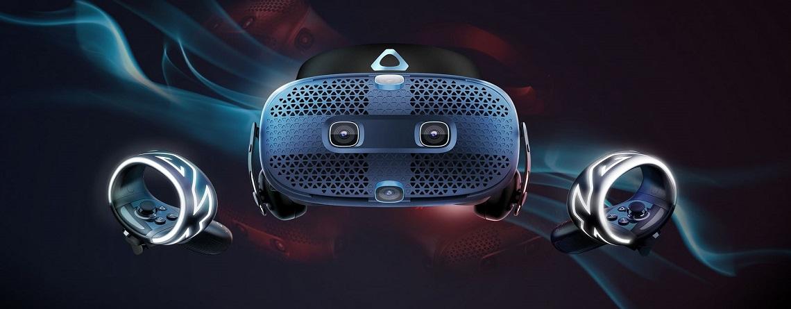 """Vive Cosmos will """"VR-Headset für alle"""" sein – Besser als die Konkurrenz?"""