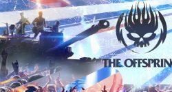 In World of Tanks ruhen die Panzerschlachten für ein Punk-Rock-Konzert