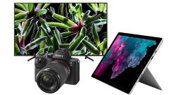 Amazon Sommer-Schluss-Angebote mit Surface Pro 6 zum Bestpreis