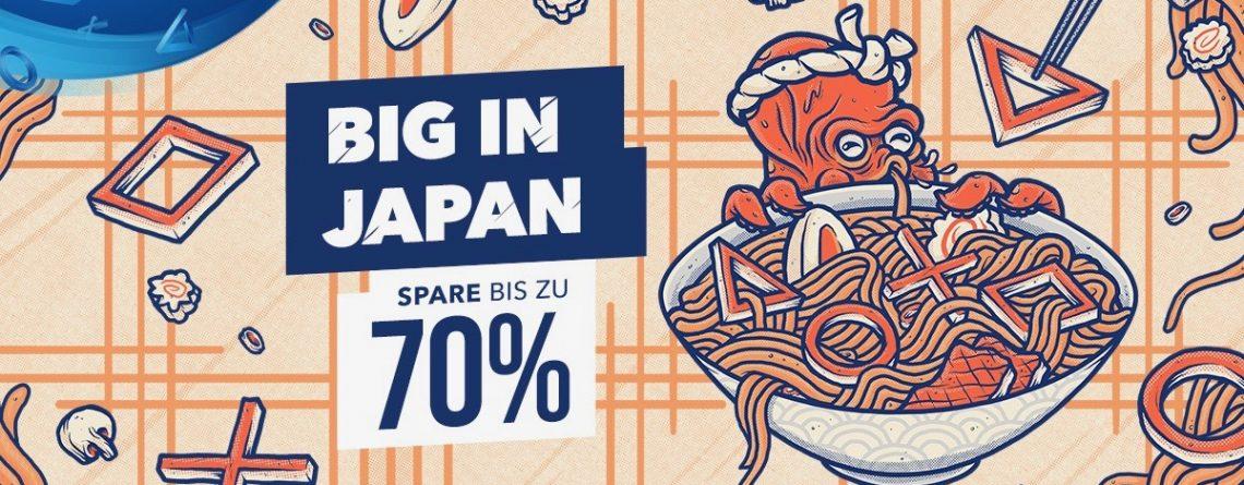 """""""Big in Japan""""-Sale im PS Store: Viele Asia-Hits für die PS4 bis zu 70% günstiger"""