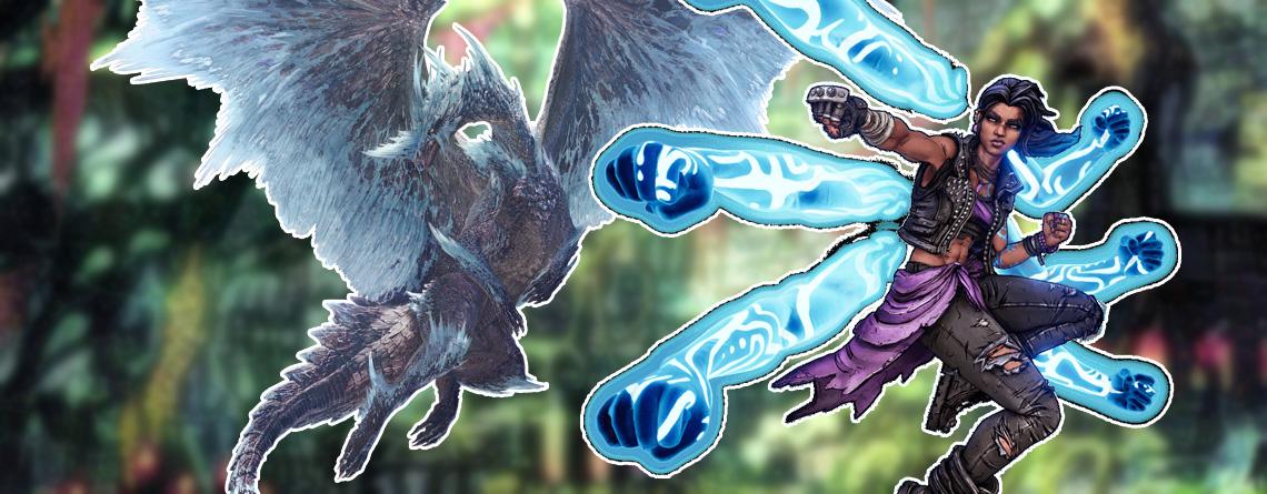 Monster Hunter World: Iceborne vs. Borderlands 3 – Was werdet ihr zocken?