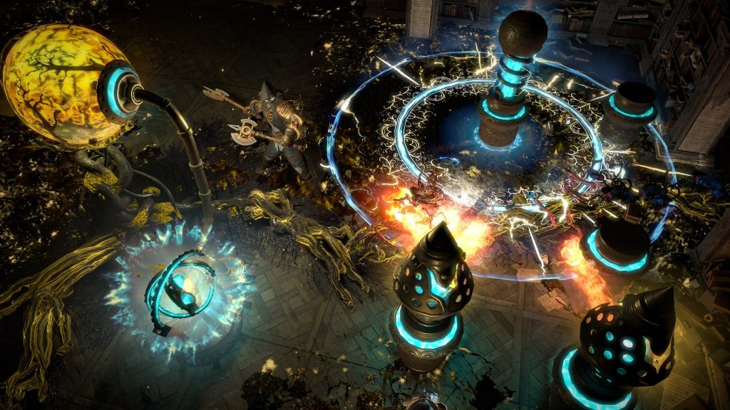 path of exile bligh league turm