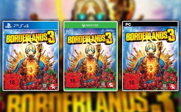 Borderlands 3 vorbestellen Aktion bei MediaMarkt