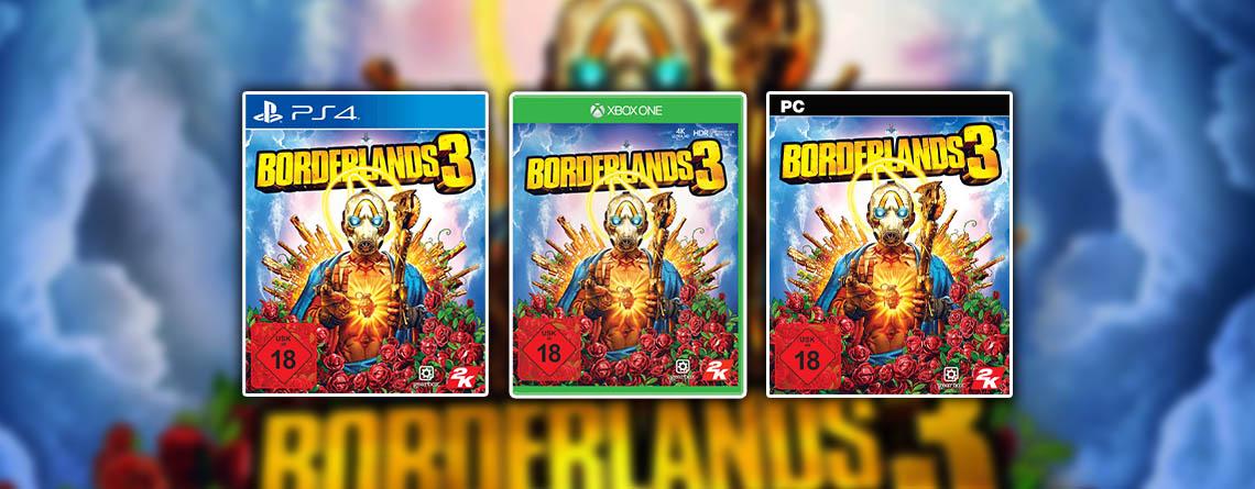 Borderlands 3 bei MediaMarkt vorbestellen: 2 kaufen, nur 1 bezahlen