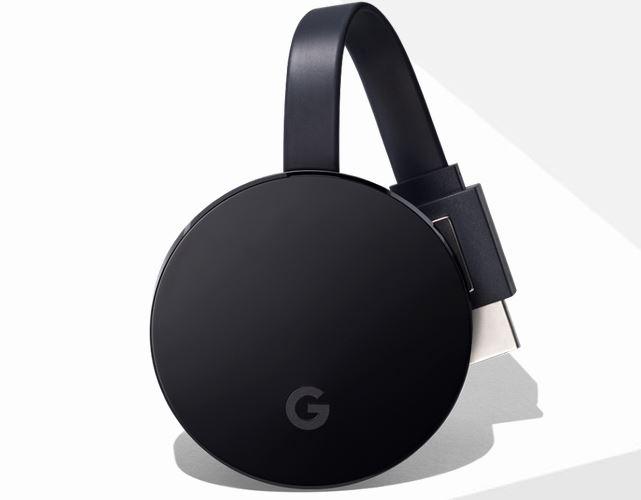 Chromecast offizielles Bild