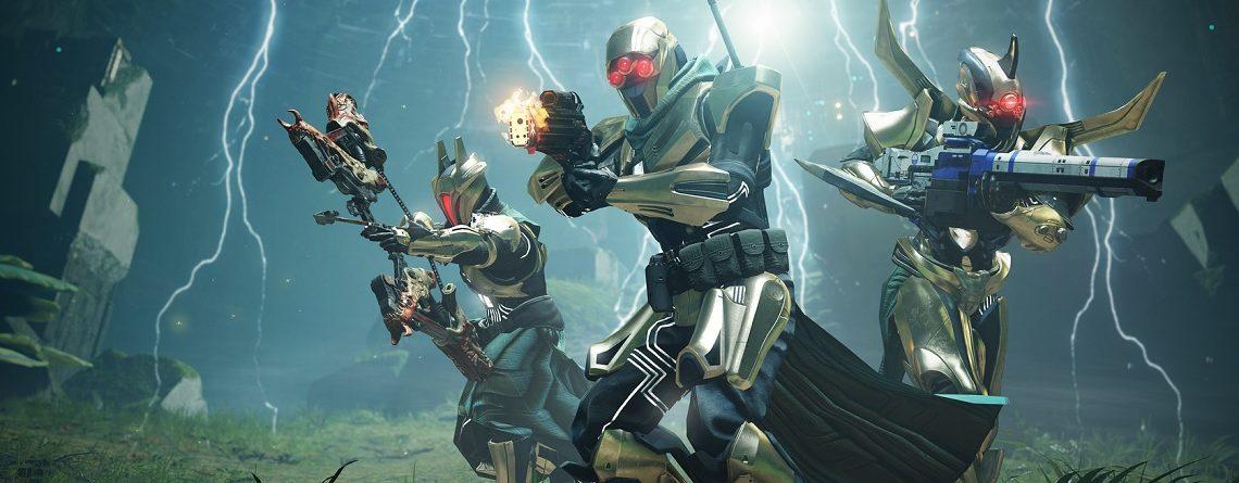Destiny 2 zeigt neue Bilder zur Season 8: So sehen also Vex-Invasionen aus
