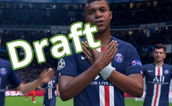 fifa 20 draft