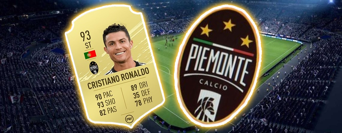 FIFA 20: Das sind alle Ratings von Piemonte Calcio – dem etwas anderen Juventus
