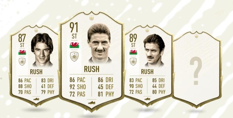 fifa 20 rush stats