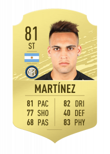 FIFA 20 Martinez